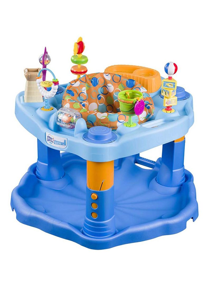 Baby Activity Center Shop Evenflo Mega Splash Exersaucer Activity Center Online In Dubai Abu Dhabi And All Uae