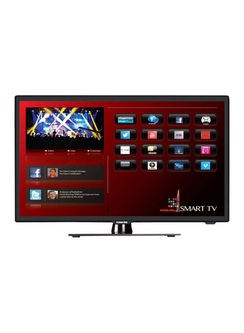 40 Inch Smart Tv Deals 40 Inch Full Hd Smart Led Tv Ntv4000sled7 Black