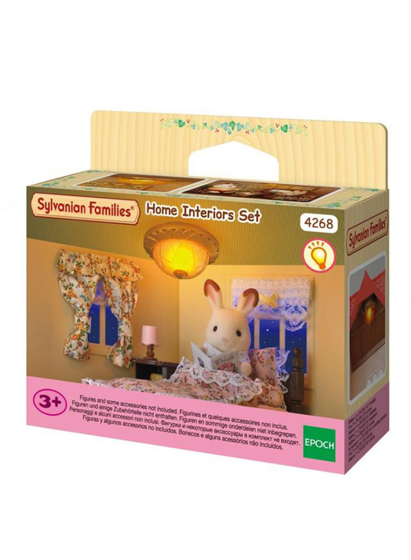 Home Accessoires Online Shop Shop Sylvanian Families Home Interiors Set 5x5x3 Centimeter Online In Riyadh Jeddah And All Ksa