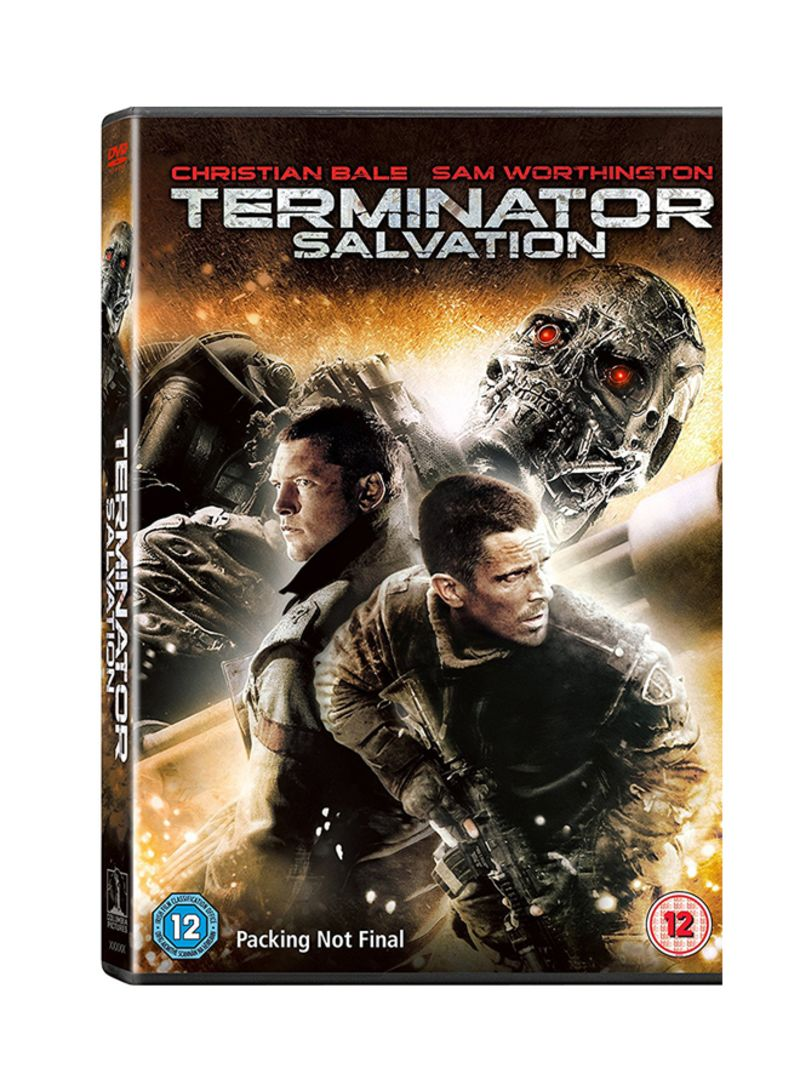 Terminator Salvation Shop Terminator Salvation Dvd Online In Riyadh Jeddah And All Ksa