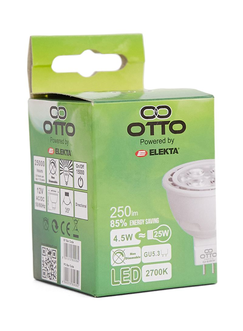 0tto Online Shop Shop Elekta Otto Led Bulb Warm White Online In Riyadh Jeddah And