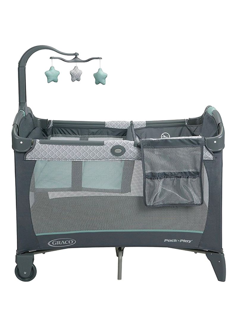 Baby Cradle Graco Shop Graco Pack N Play Change N Carry Travel Cot Manor