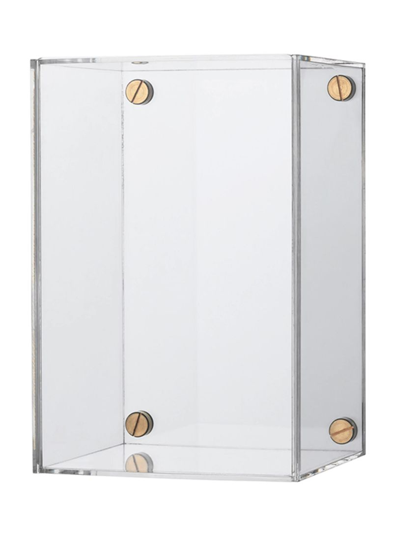 Ikea Glasregal Grundtal Shop Ikea Bjornarp Display Box Clear 14x22 5x15 Centimeter Online In Dubai Abu Dhabi And All Uae