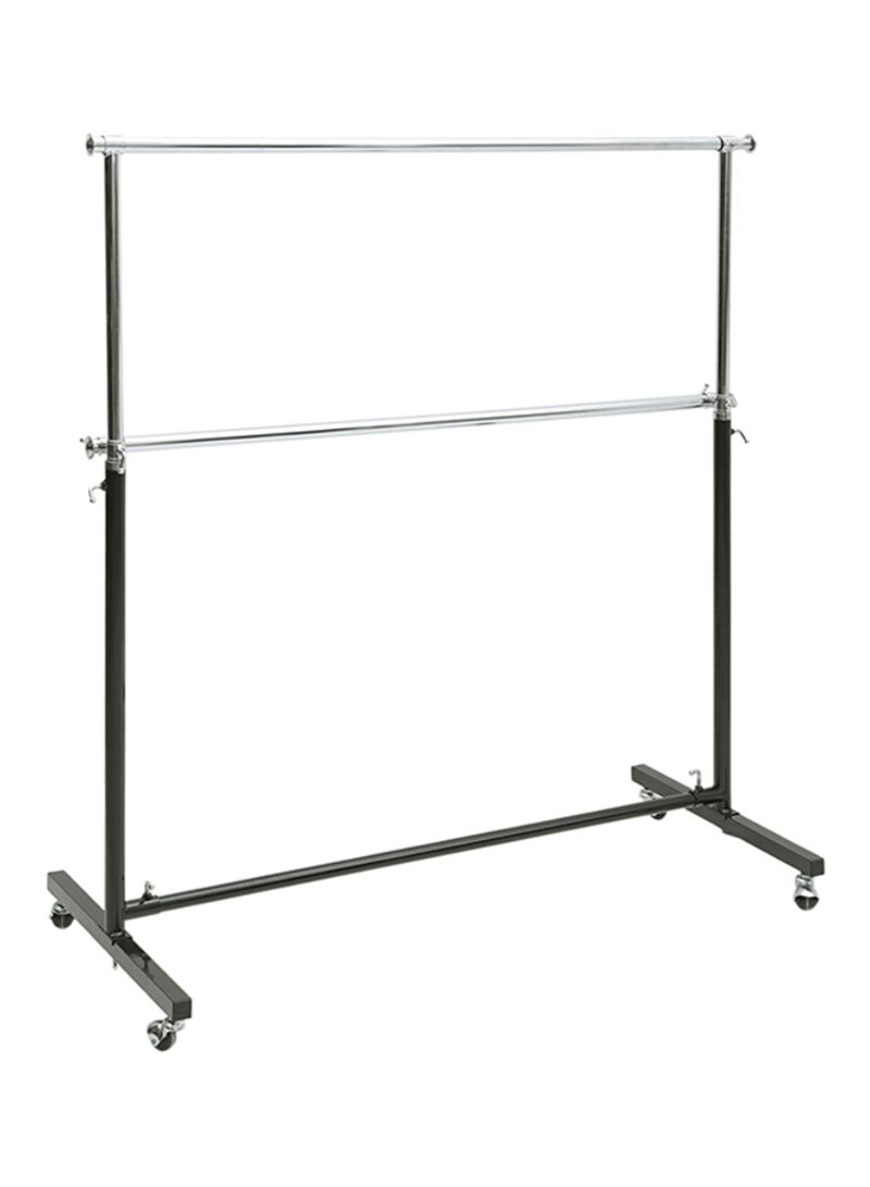 Cloth Hanger Stand Shop Aft Cloth Hanger Stand Silver Online In Riyadh Jeddah And