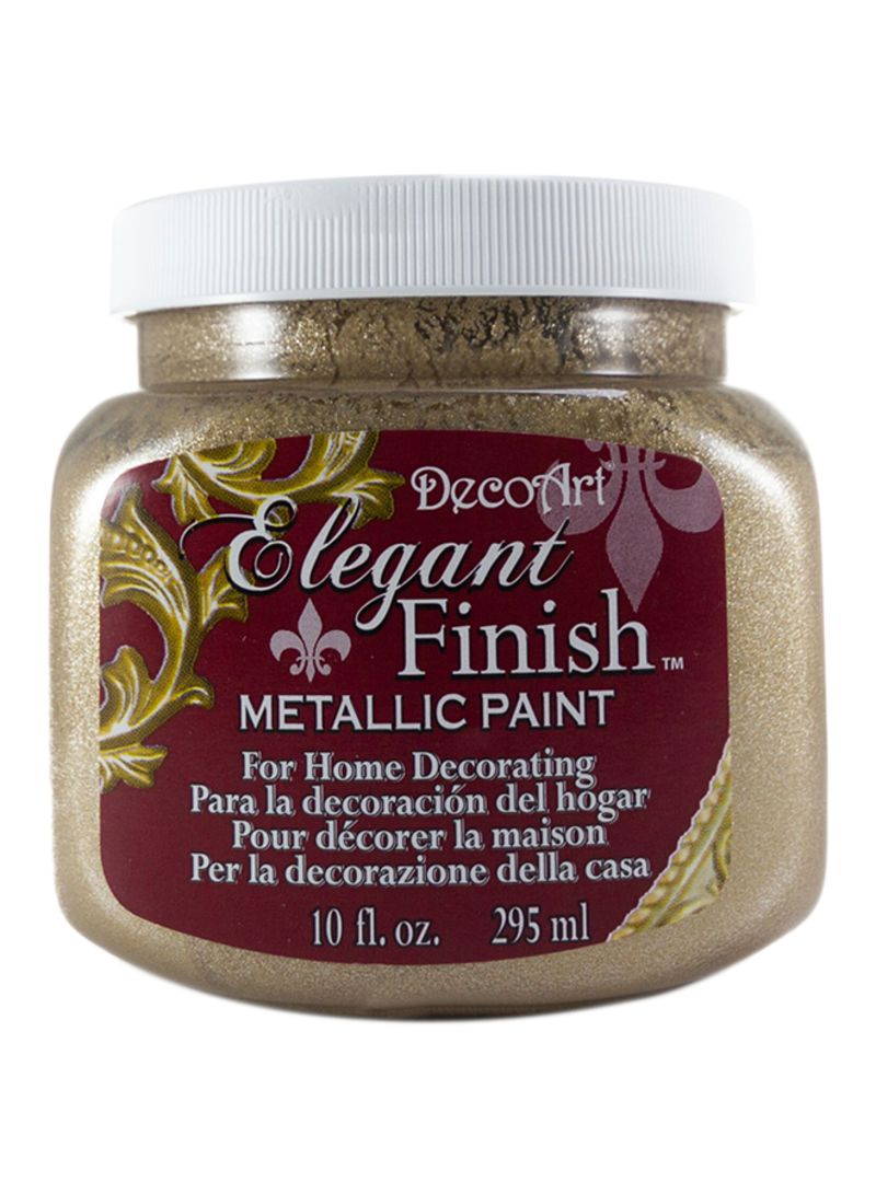 Casa Decoracion Shop Online Shop Decoart Elegant Finish Gold Metallic Paint Online In Egypt