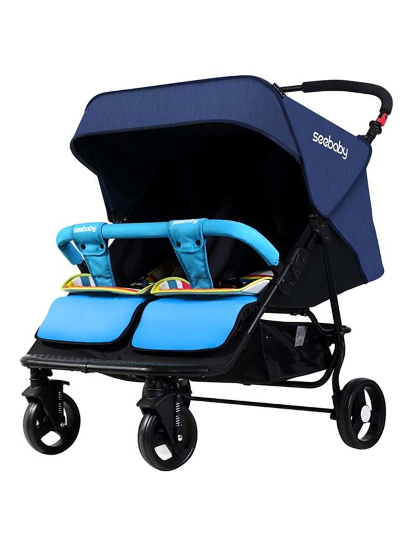 Twin Stroller In Dubai Shop See Baby Twin Stroller T22 Online In Dubai Abu Dhabi And All Uae
