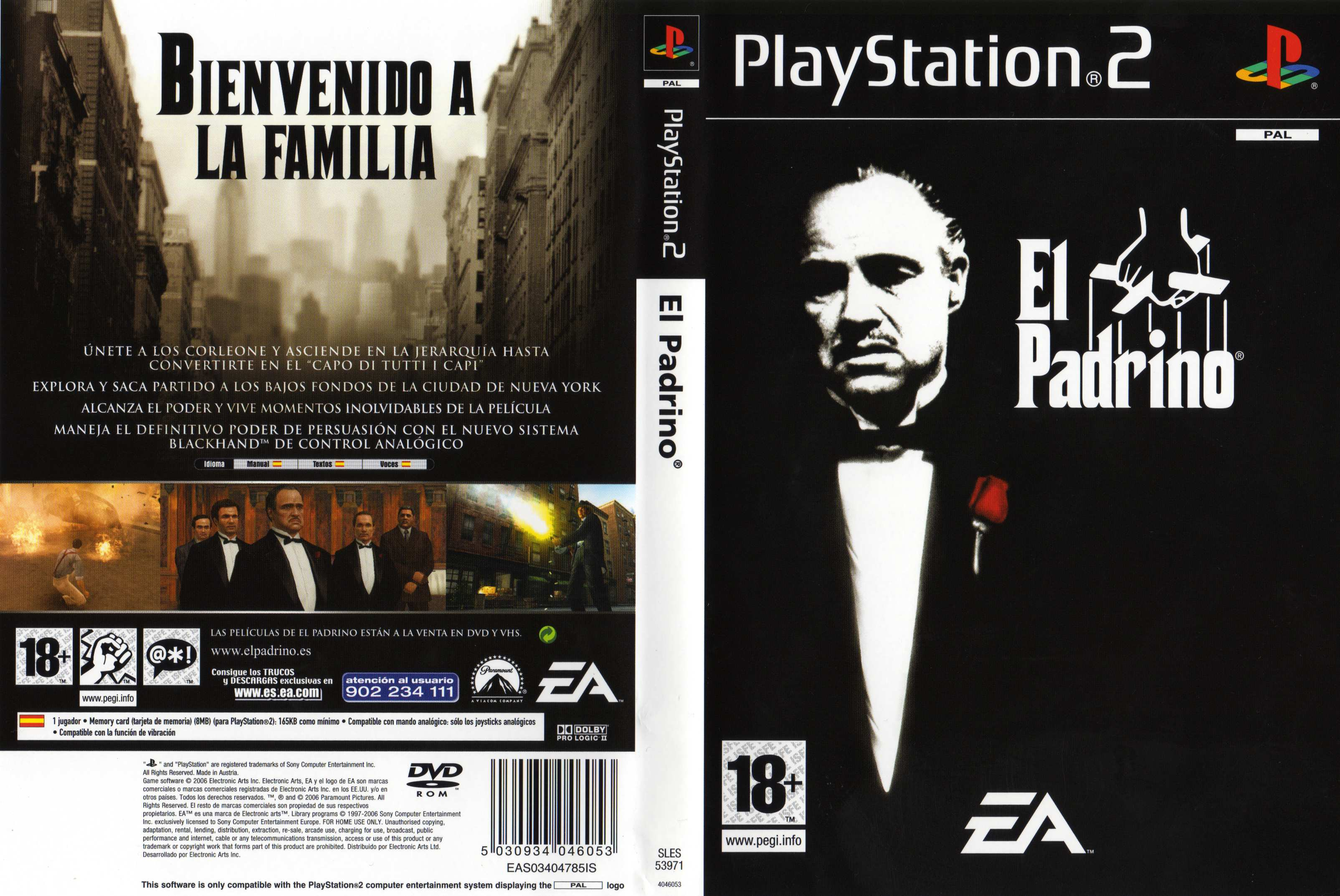 Libro El Padrino Guia The Godfather Ps2 Parte 1 Taringa