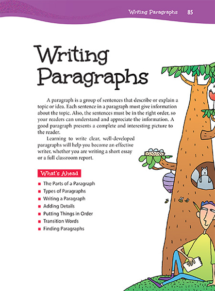 12 Writing Paragraphs Thoughtful Learning K-12