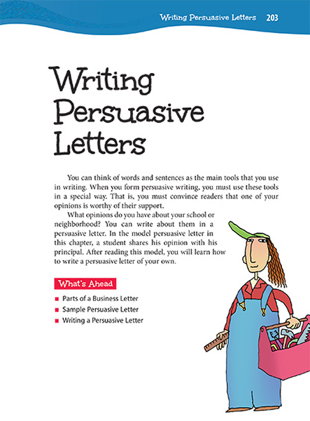 28 Writing Persuasive Letters Thoughtful Learning K-12