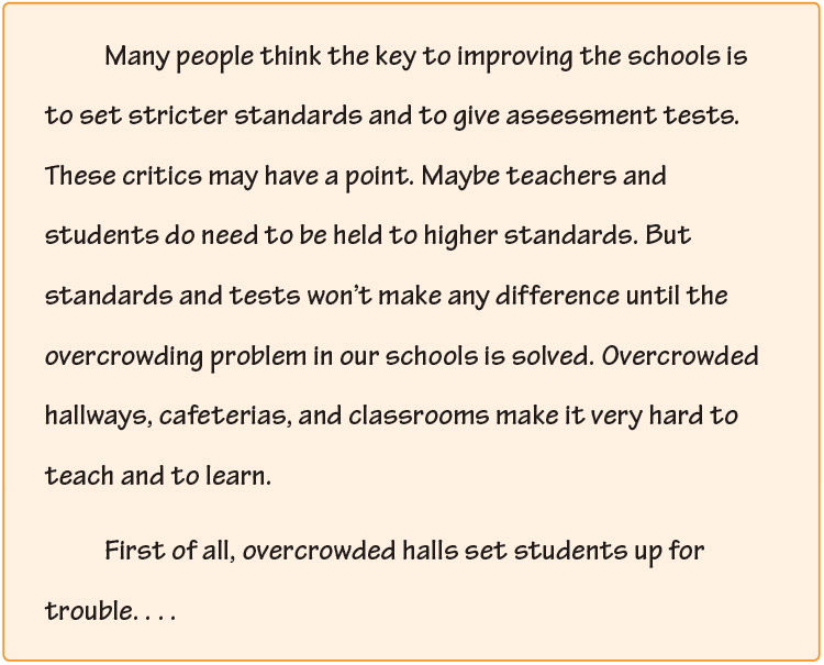 Revising Persuasive Essays Thoughtful Learning K-12