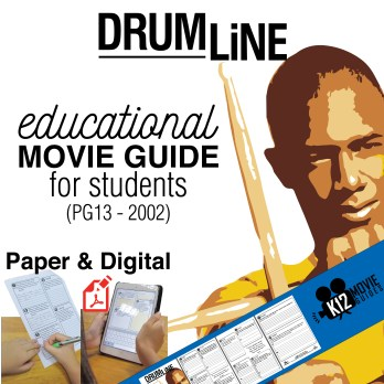 Drumline Movie Guide Cover