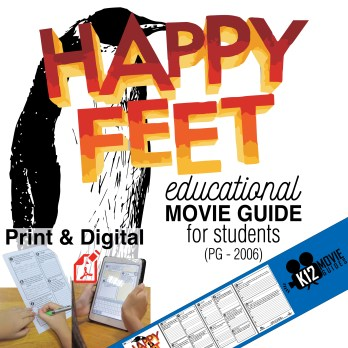 Happy Feet Movie Guide - Cover