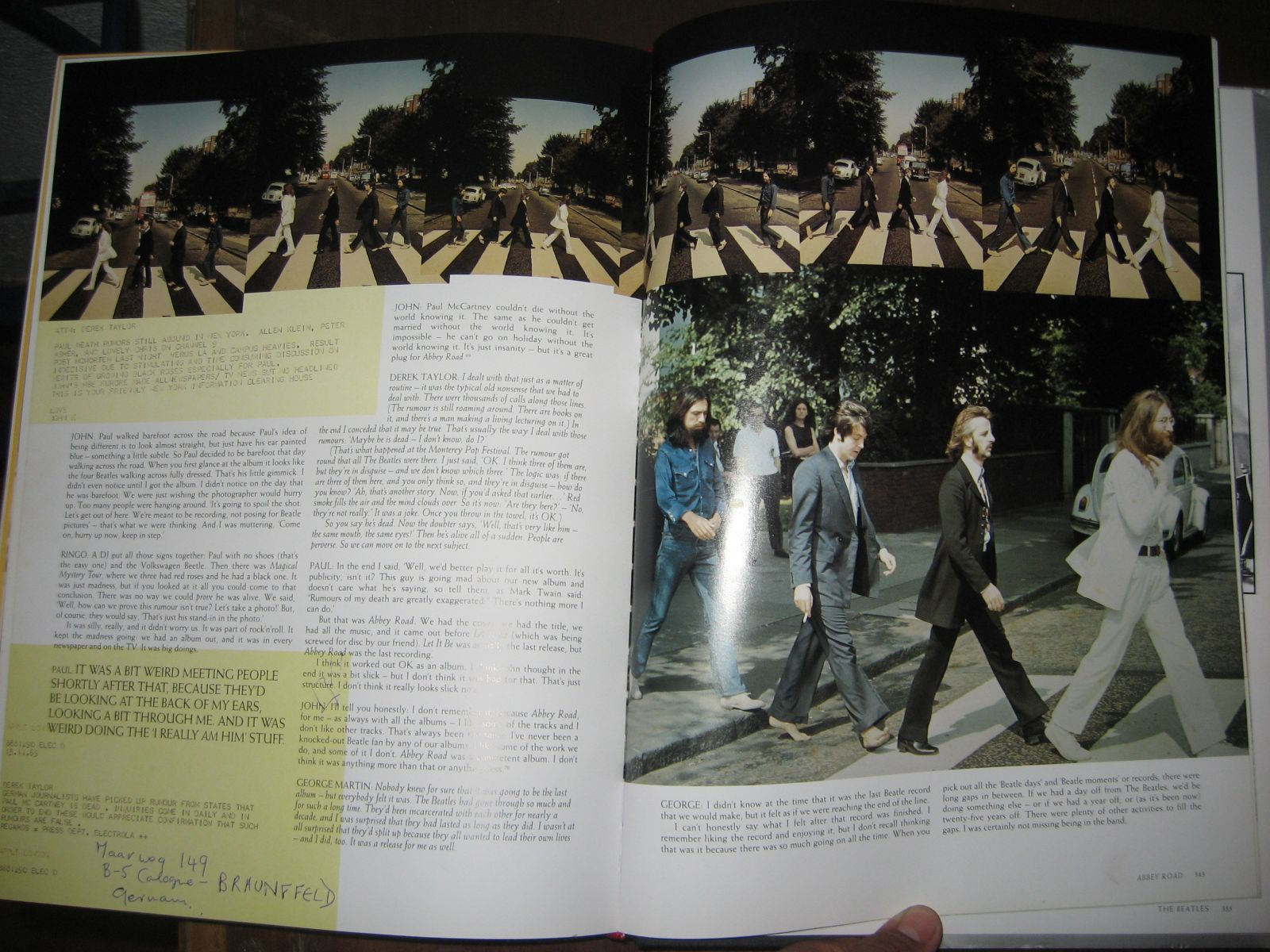 Libros Beatles The Beatles Anthology Libro The Beatles Fans Taringa