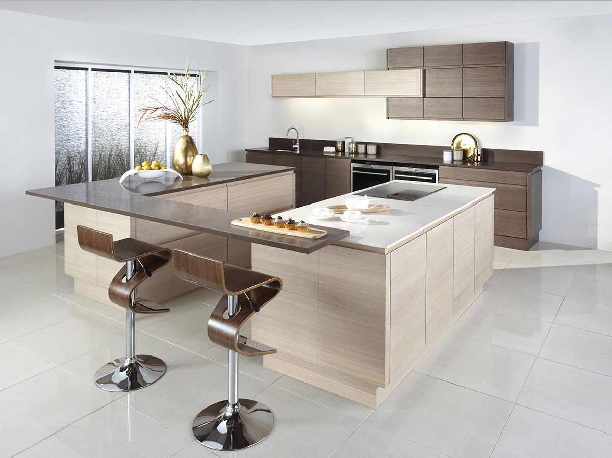 Timber Veneer Perth Veneer Kitchens County Kitchens
