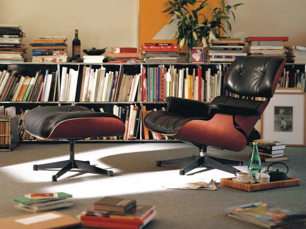 Vitra Eames Lounge Chair Black The Vitra Eames Lounge Chair A Furniture Classic K2 Space