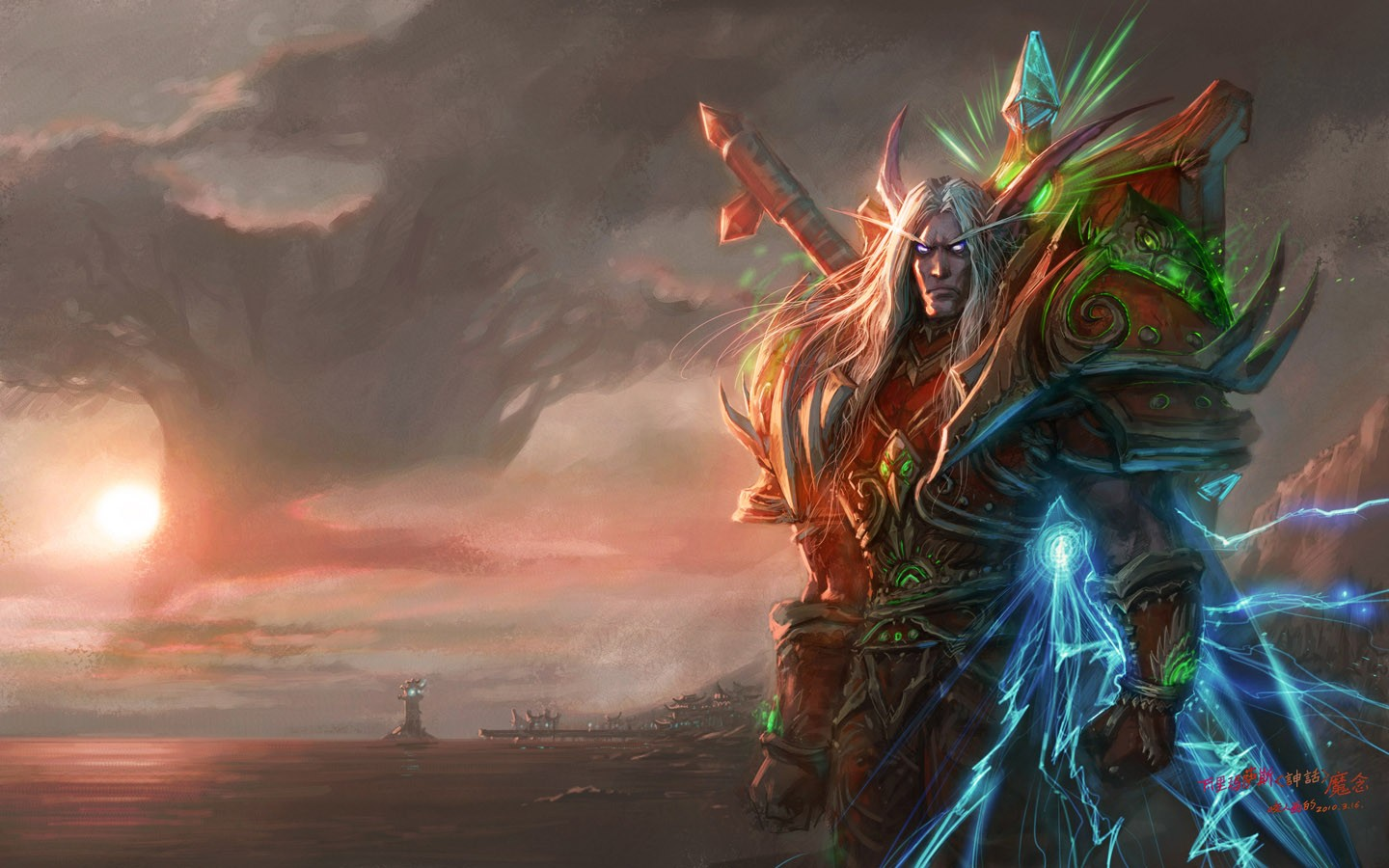 Fall Of The Lich King Wallpaper Wallpapers De Warcraft Im 225 Genes Taringa