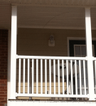 HS 1800 Screwdriver on balcony