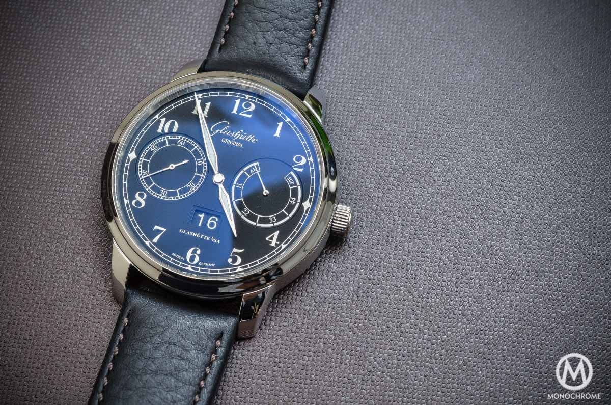 Glashütte Uhr Introducing The Glashutte Original Senator Observer Now With A