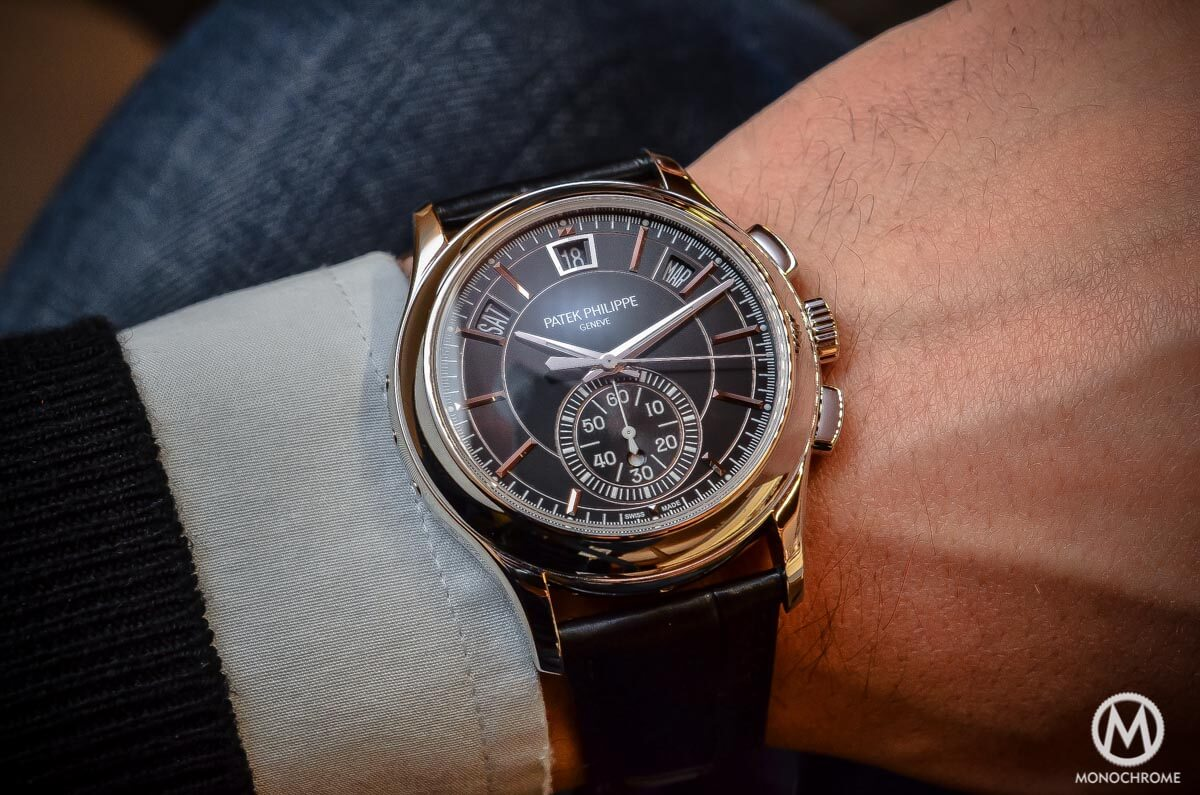 P Philippe Watch Patek Philippe Annual Calendar Chronograph Ref 5905p Hands On