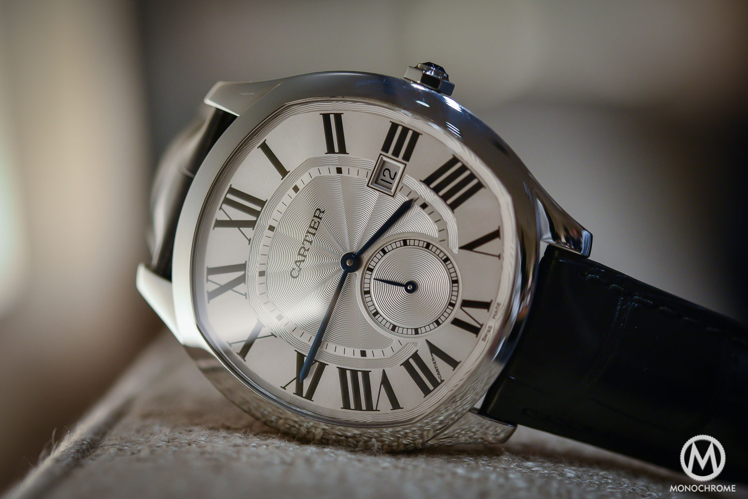 Cartier Watches Sihh 2016 Introducing The Drive De Cartier A New Men S Shaped
