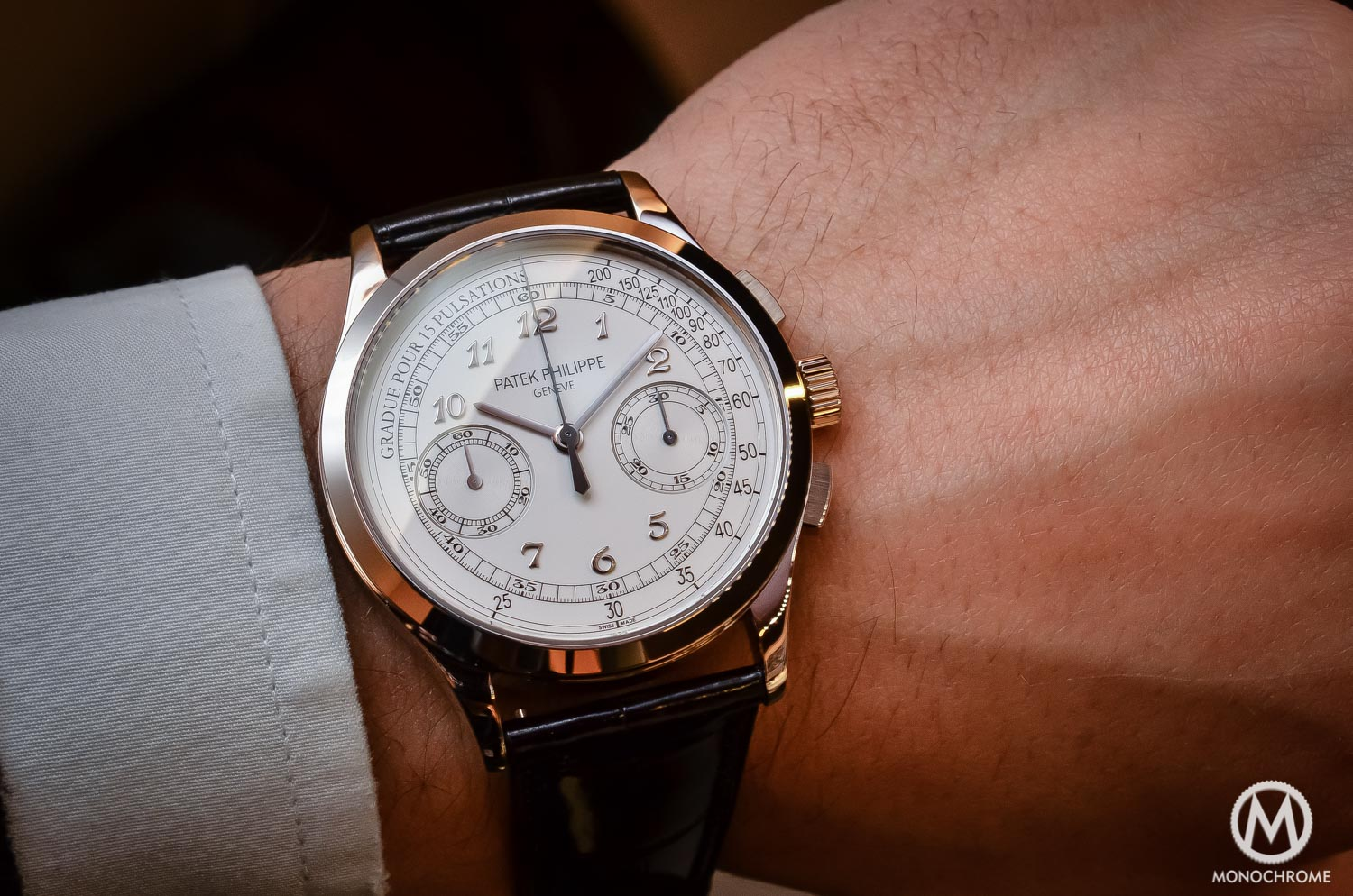 P Philippe Watch Why The Patek Philippe 5170g Chronograph Is Such A Cool Watch