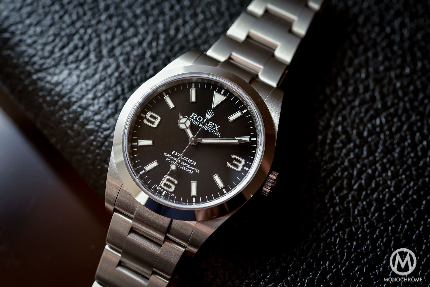 Rolex Explorer Introducing The 2016 Rolex Explorer 214270 With New Hands And New
