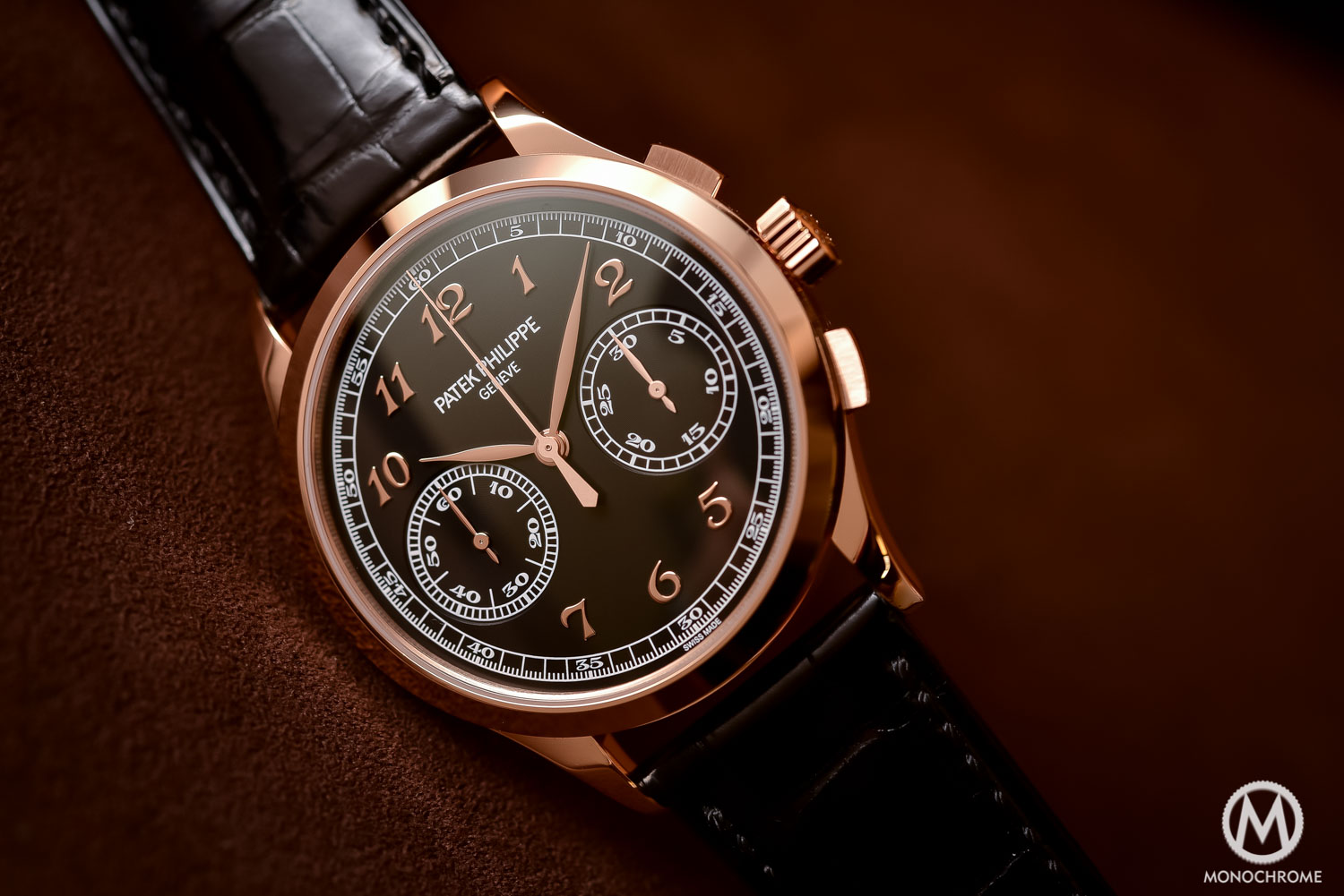 P Philippe Watch Hands On Review Of The 2016 Patek Philippe 5170r Chronograph Now