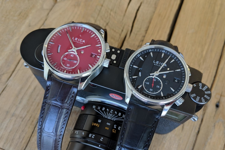 Review - Leica Watch L1 and L2 (Specs  Price)