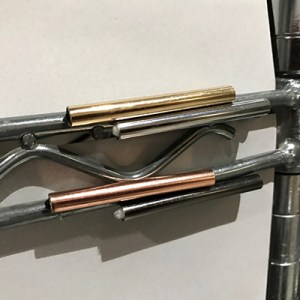 Magnetic Metal Straws