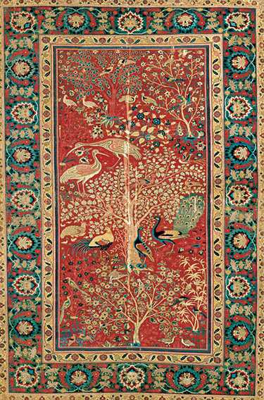 Rug It Outdoor Teppich Introduction To The Court Carpets Of The Ottoman, Safavid