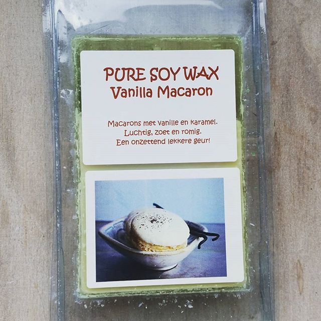 Pure Soap Vanilla Macaron