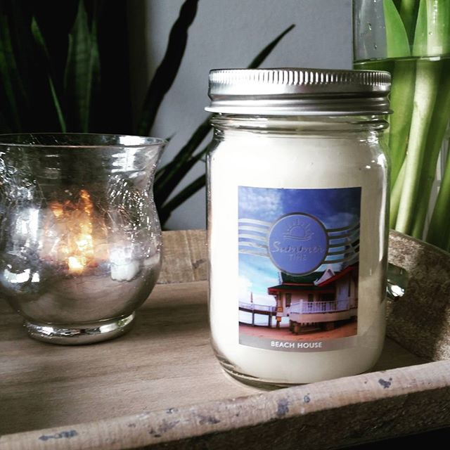 Goose Creek Beach House mason jar review
