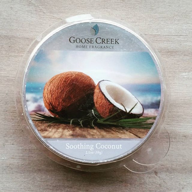 Goose Creek Soothing Coconut