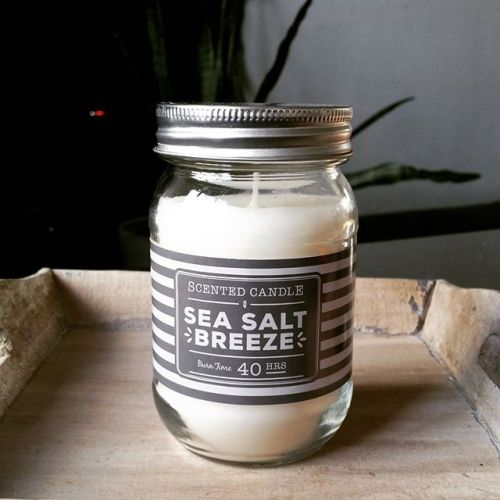 Primark geurkaars Sea Salt & Breeze
