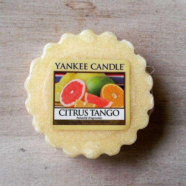 Yankee Candle Citrus Tango