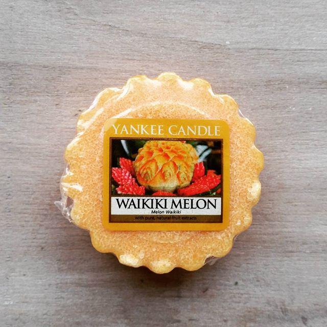 Yankee Candle Waikiki Melon