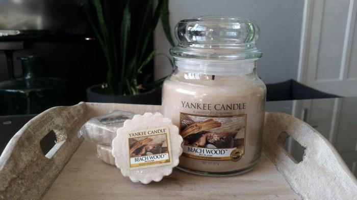 Yankee Candle Beach Wood