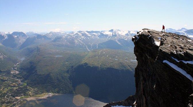Beisfjordtøtta. 1448 vakre høydemeter i Narvik