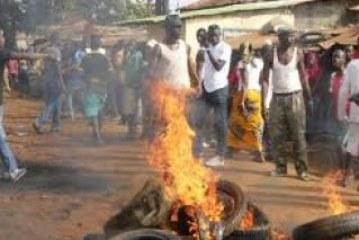 MANIFESTATIONS DE RUE : Le tour de Koloma