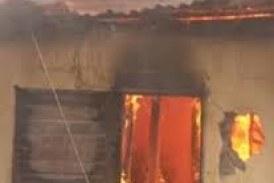 Labé : une maison et son contenu partis en fumée