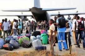 Immigration : Les rapatriés de la Libye réclament leurs indemnités