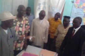 Dabola : les autorités locales à pied d'œuvre dans la lutte contre les vols répétés dans la préfecture