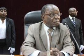 Le président de l'Assemblée nationale Kory Kondiano décide de mettre de l'ordre dans l'hémicycle