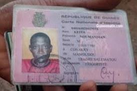 Dabola: Seulement 40 personnes ont postulé pour la Carte nationale d'Identité (source policière)