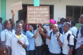 Les étudiants de l'ENAM en colère contre leurs responsables