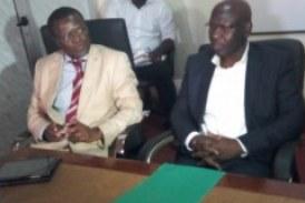 Patronat: Le Directeur régional du BIT chez le nouveau Président du CNP-Guinée