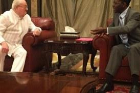 Le surprenant séjour de Jean-Marie Le Pen en Guinée équatoriale
