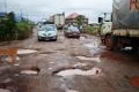 Environnement : L'axe Dabola-Faranah, toujours calvaire pour les usagers
