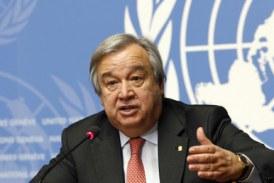 Antonio Guterres, prochain secrétaire général de l'ONU appelle à la réconciliation russo-américaine