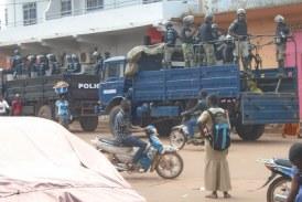 Kankan : Le siège d'orange Guinée, sous surveillance militaire !